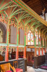 Another look at the chancel screen