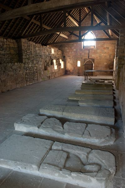 Valle Crucis Abbey photo, Monks dormitory