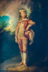 The Pink Boy by Gainsborough