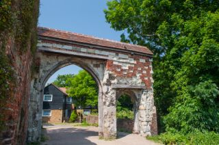 Waltham Abbey Gatehouse and Bridge