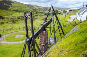 Wanlockhead Beam Engine