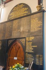 Chapel of St Lawrence, Warminster, The Feoffees board