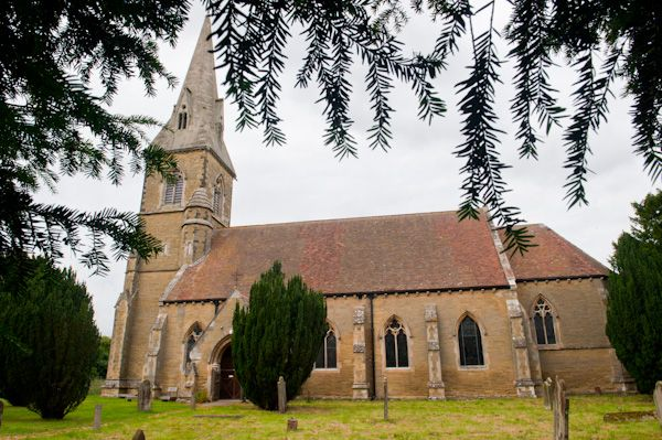 Warter, St James' Church photo, Church exterior