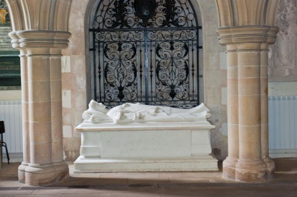 Warter, St James' Church photo, Lady Wilson tomb 3
