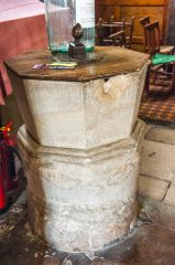 The medieval font