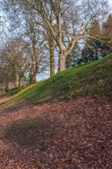 Watling Lodge (Antonine Wall), From the bottom of the ditch