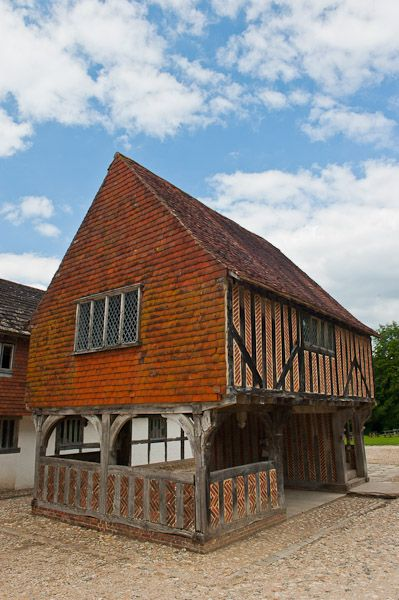 Weald and Downland Open Air Museum photo, Titchfield Market Hall