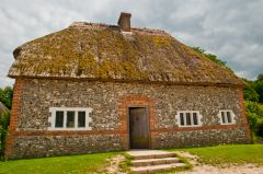 Medieval house from Walderton, Weald and Downland Museum