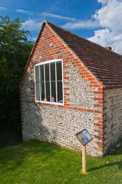 Weald and Downland Open Air Museum photo, West Wittering Schoolhouse
