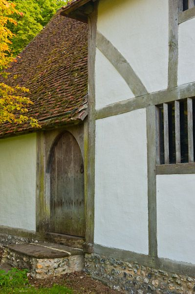Weald and Downland Open Air Museum photo, Medieval House