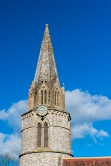 Early English spire