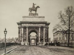 Wellington Arch Hyde Park History Amp Photos Historic