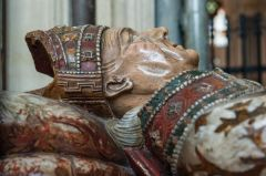 Wells Cathedral, Thomas Beckington effigy