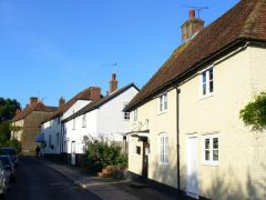 West Chiltington, Cottages in Church Street (c) Colin Smith