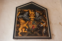 George III royal coat of arms
