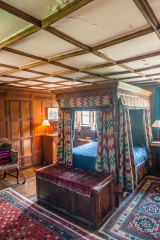 The Panelled Bedroom