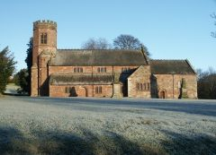 Wetheral, Holy Trinity & St Constantine Church