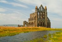 Whitby Abbey, Approach to the abbey