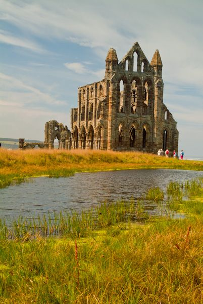 Whitby photo, Whitby Abbey