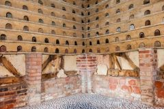 Wichenford Dovecote, Another view of the nterior