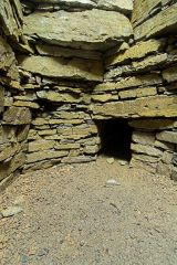 Wideford Hill Chambered Cairn, The inner chamber