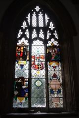 Willoughby, The Jamestown window (c) Richard Croft