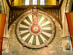 King Arthur's Round Table, Winchester Castle