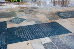 Winchester Cathedral, Jane Austen memorial
