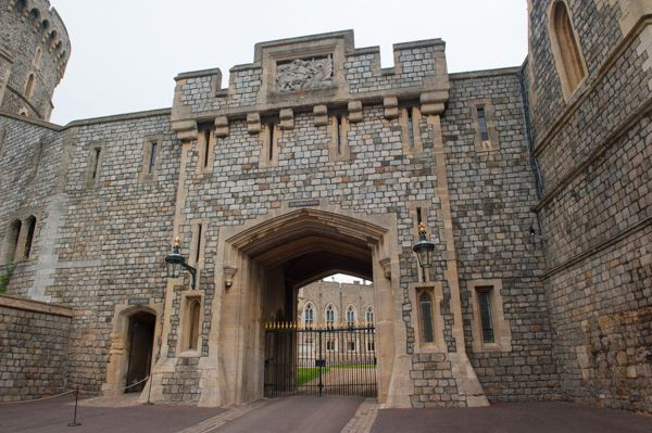 Windsor Castle photo, St George's Gate