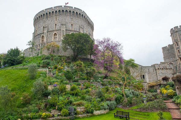 Windsor Castle photo, The Round Tower