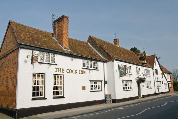 Wing photo, The Cock Inn, High Street