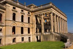 The garden front of Witley