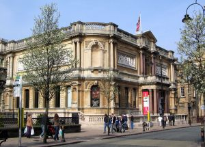 Wolverhampton Art Gallery Historic West Midlands Guide