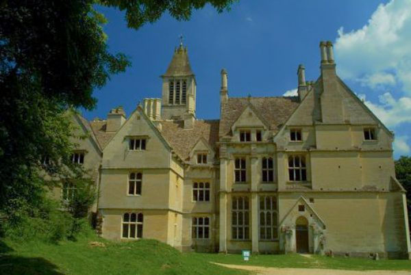 Woodchester Mansion photo, Woodchester Mansion