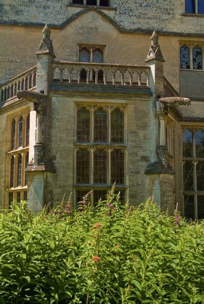 Woodchester Mansion photo, Chapel exterior