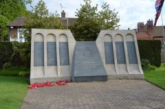 Woodhall Spa, Dambusters Memorial (c) Julian P Gufogg