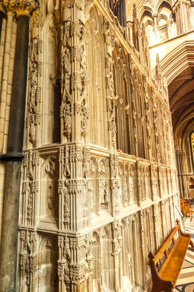 Worcester Cathedral photo, Prince Arthur's chantry chapel