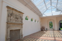 The Orangery interior