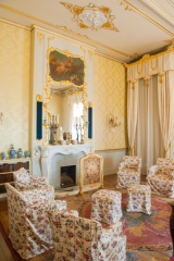Countess Henrietta's Sitting Room