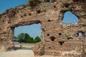 Wroxeter Roman City, The Old Work