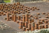 Wroxeter Roman City, Hypocaust