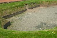 Wroxeter Roman City, Bathing pool