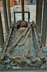 Tomb of Archbishop Walter de Gray, 13th century