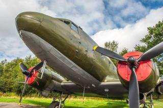 Yorkshire Air Museum and Allied Air Forces Memorial