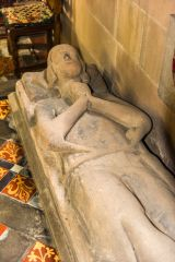 Sir John Rossington effigy