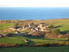 Zennor from Trewey Hill (c) rod Allday