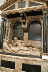 Tomb of Lady Jane Waller, d. 1733