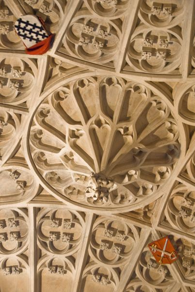 Bath Abbey photo, Vaulting pendant detail