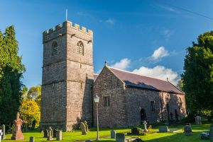 Llangors, St Paulinus Church