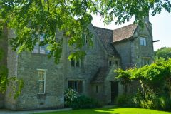 Kelmscott Manor Interior Tour